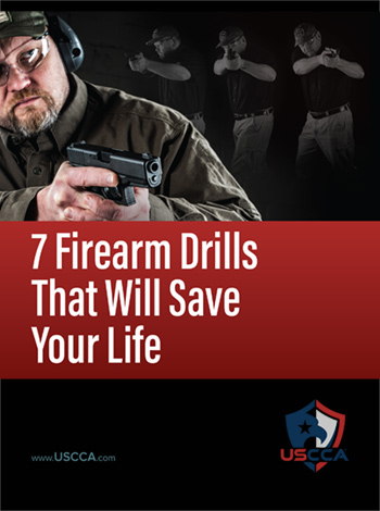 7 Firearm Drills That Will Save Your Life